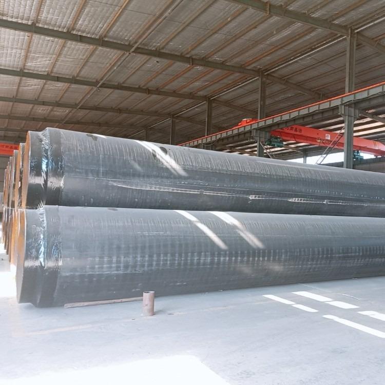 整体式直埋聚氨酯保温管 整体式直埋聚氨酯保温管厂家销售