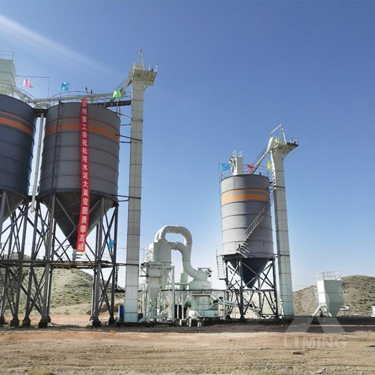 滑石加工厂设备投入 立式石粉机设备价格 滑石粉磨机械设备厂家