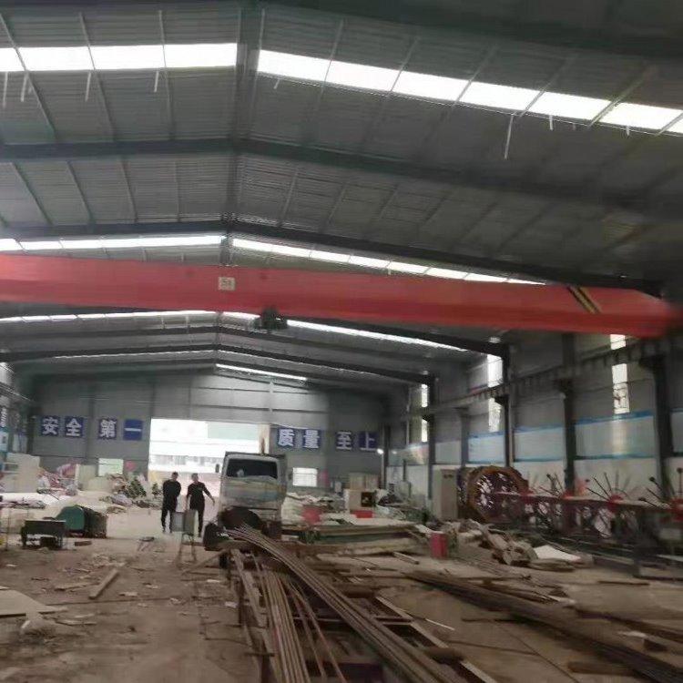 南京越新二手钢结构厂房旧钢结构厂房现货直销大垮度无中柱行车房出售