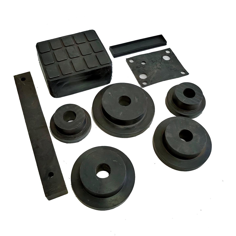 厂家生产 模压橡胶配件 农机橡胶配件 橡胶件加工