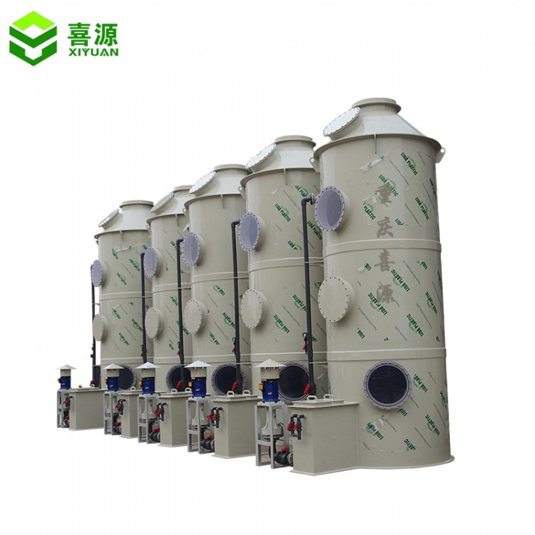 佛山油烟废气处理设备 废气处理设备加工 喜源废气处理设备厂