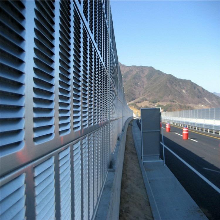 高架隔音屏 高架隔音屏多少钱 隔音屏工程 高架桥隔音屏材料 广西隔音屏