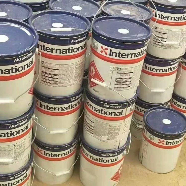 回收阿克苏环氧树脂漆 环氧树脂面漆回收报价 阿克苏环氧树脂漆回收厂家