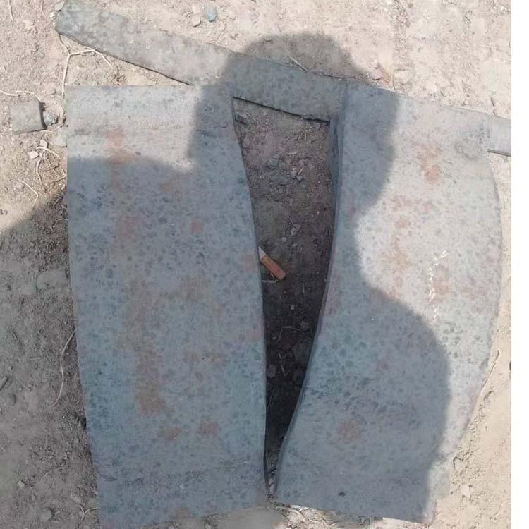 树润厂家供应除尘器抛丸机配件护板 抛丸机配件叶轮叶片 抛丸机专用配件