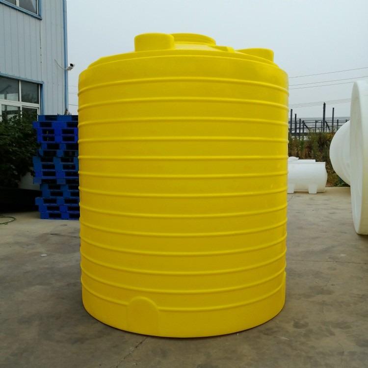 塑料储罐125102050吨塑胶水塔PE耐硫酸碱化工容器水箱水桶
