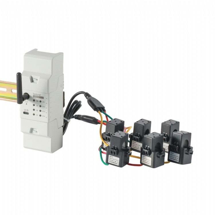 环保用电分表计电lora协议 ADW400在线监测模块 环保监测模块