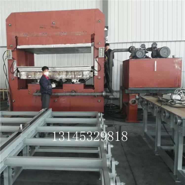 大型硫化机  橡胶机械 胶板硫化机 复合材料硫化机 机械自动推拉型硫化机