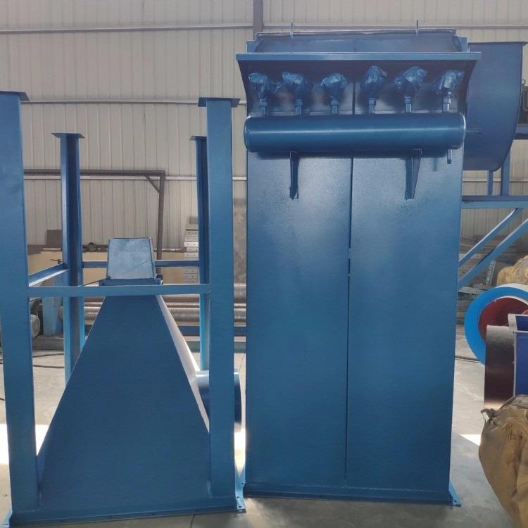 耀明供应 PL-3200/A机械振打式单机除尘器  塑料厂 单机布袋除尘器设备 单机除尘器环保设备