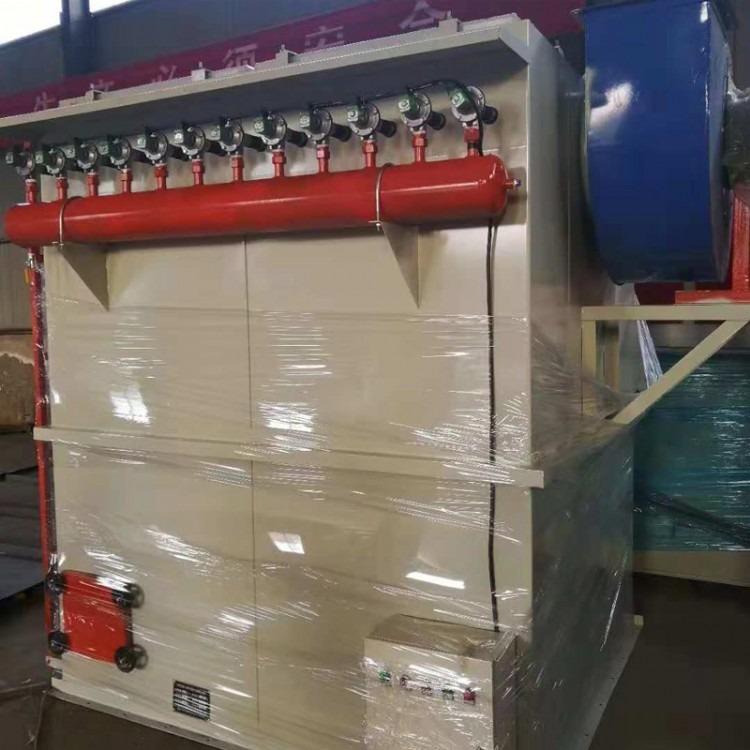 耀明供 砂轮机专用PL-4500/A单机除尘器 小型除尘设备脉冲式布袋锅炉水泥仓顶工业单机除尘器 收尘器