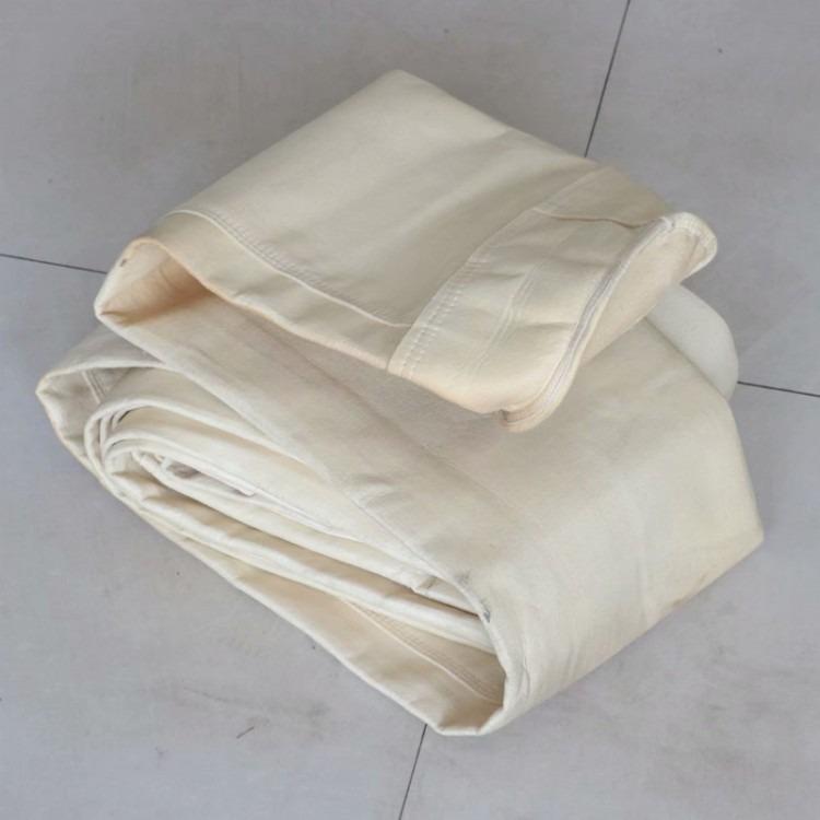 PPS针刺过滤毡除尘布袋 pps+PTFE过滤针刺毡高温除尘布袋 工业专用除尘布袋