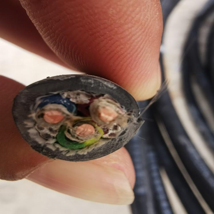 温州泰顺电缆线回收