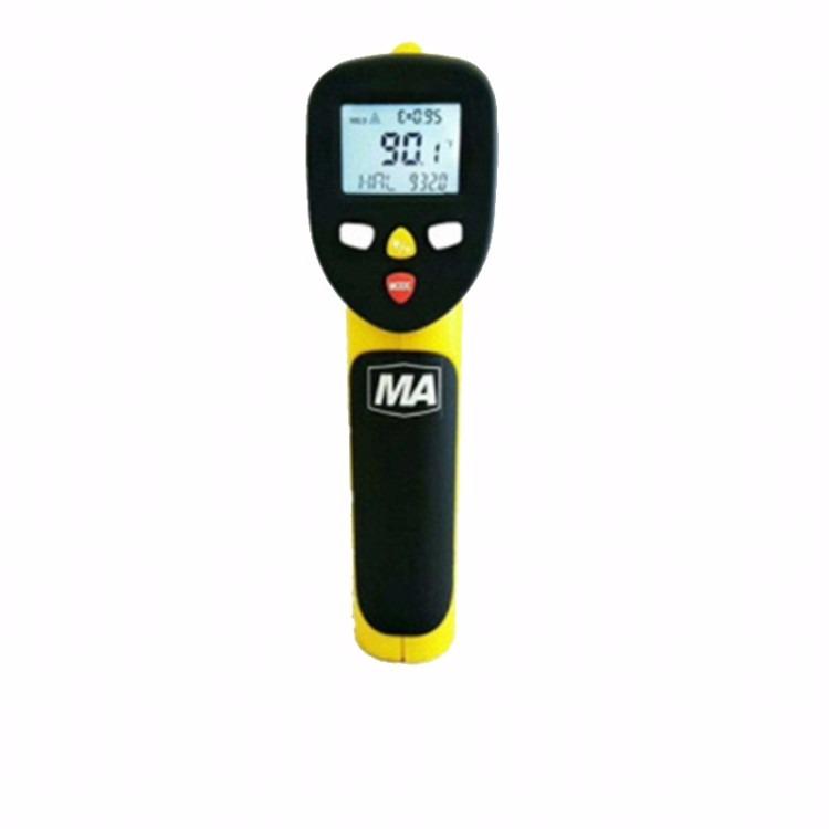 悍博煤矿测温仪 高精度红外温度检测仪 矿用本安型红外测温仪