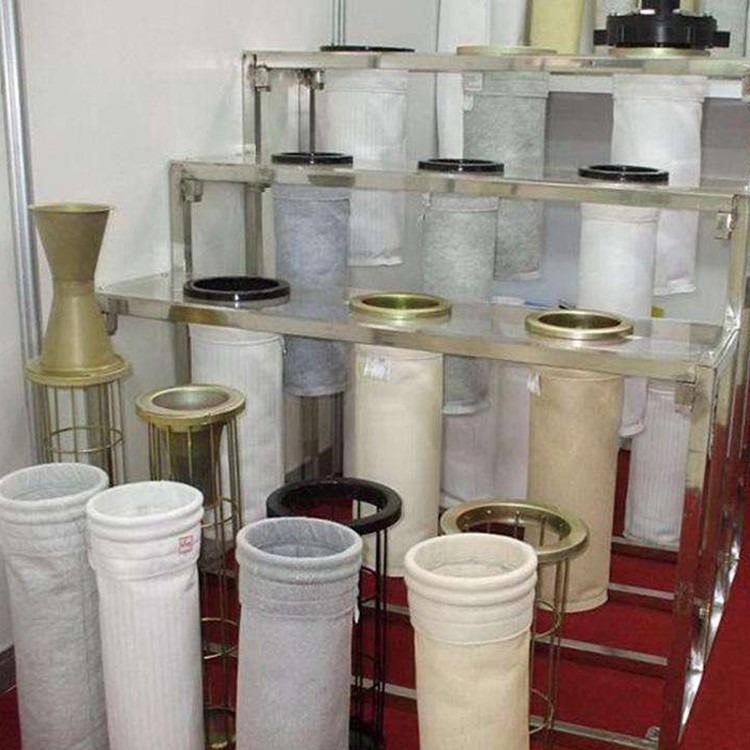 耀明厂家大量供应 耐磨抗酸碱防静电除尘布袋除尘器布袋 除尘器滤袋耐高温工业除尘布袋滤袋
