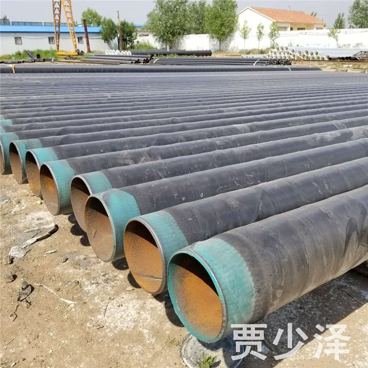 排水用无缝钢管加强级3pe防腐无缝钢管石油用3pe防腐无缝钢管