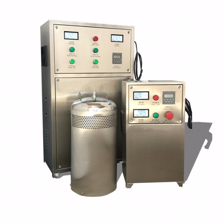 臭氧消毒清洁自来水水箱