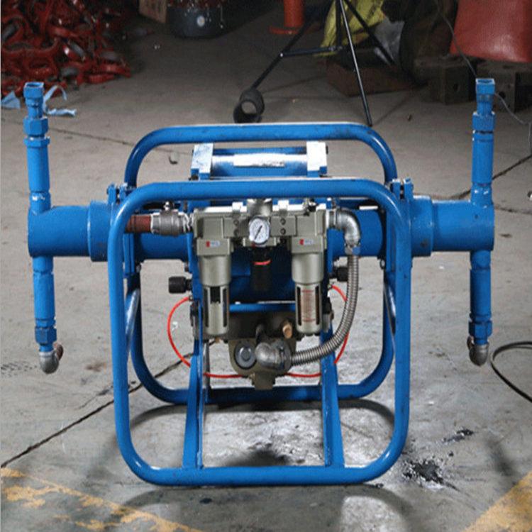 2ZBQ双液气动注浆泵煤矿气动注浆泵