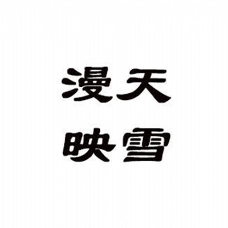 广州漫天映雪服饰有限公司