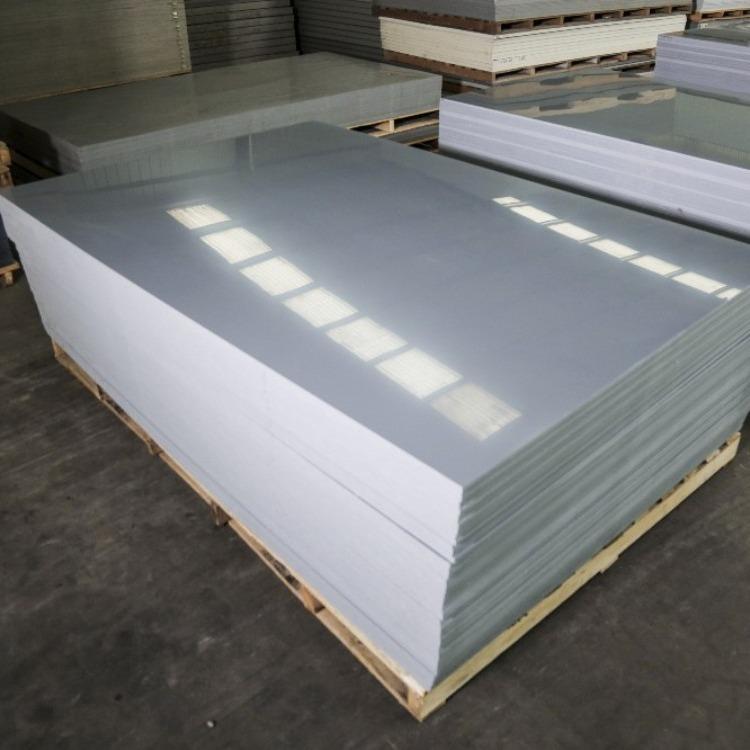 厂家直销PVC板 pvc彩板pvc绿色 pvc灰板 板材