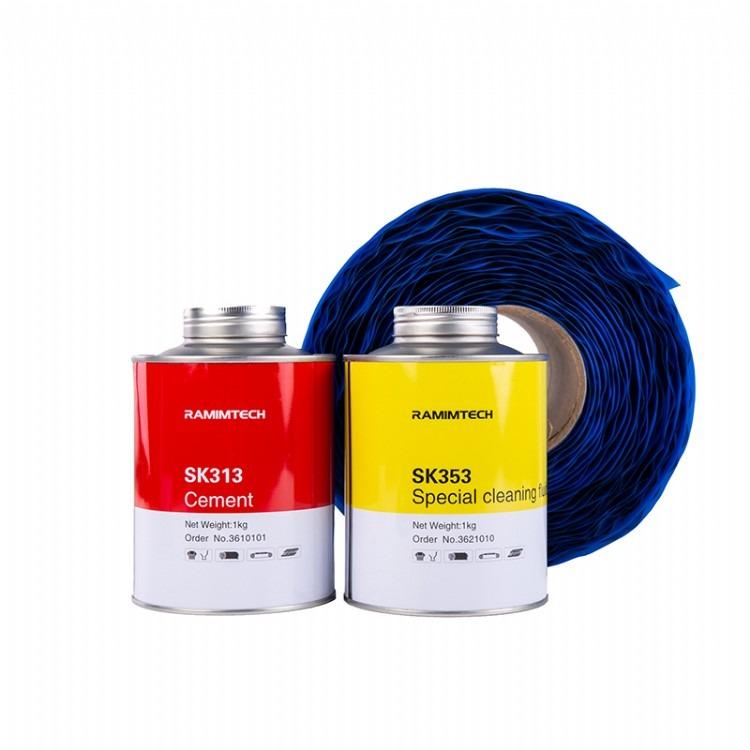 煤矿皮带修补冷硫化粘接剂SK313