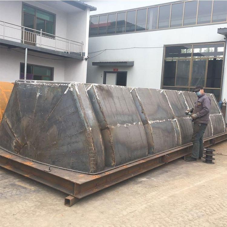 供应卧式化粪池钢模具 组合式化粪池钢模具 体式化粪池钢模具
