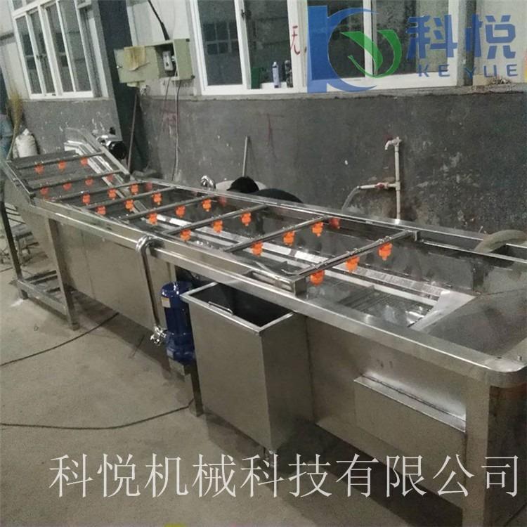 酱腌菜芥菜气泡清洗设备黄豆芽绿豆芽无损伤清洗机器黄花菜清洗机