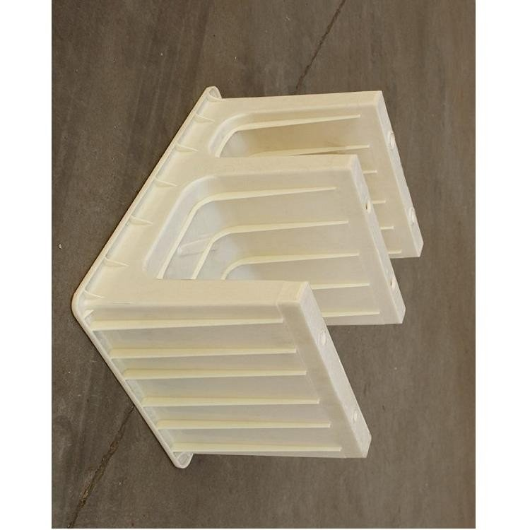 护坡钢模具,阶梯式护坡模具,植草式护坡模具