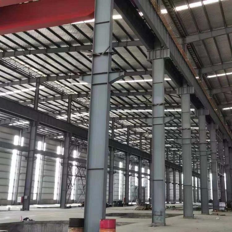 苏杰二手钢结构连廊 二手钢结构厂房 二手钢结构网架