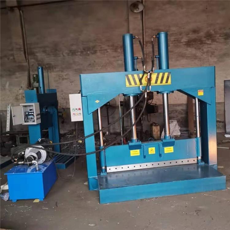 新款供应烟片橡胶液压裁胶机产品 直销丁苯橡胶油压切胶机质优价廉