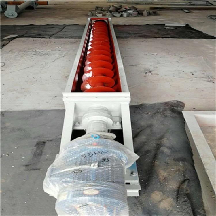 定制型产品 LS螺旋输送机长度 300LS螺旋输送机型号  有轴LS螺旋输送机料口