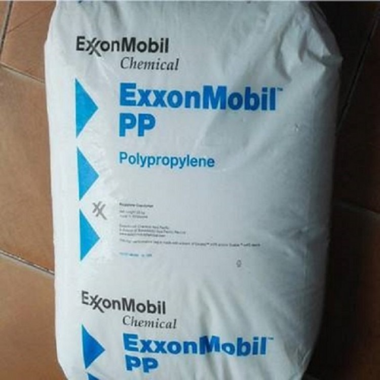 无规共聚高透明塑胶PP 美国埃克森美孚 PP8013L1 通用塑料