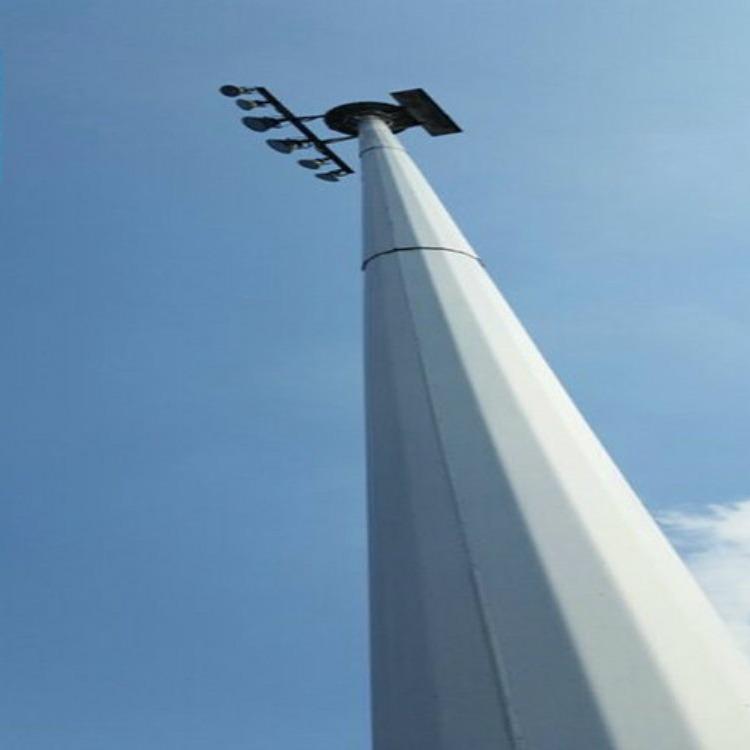 30米路灯,篮球场照明高杆灯,广场升降式高杆灯LED照明