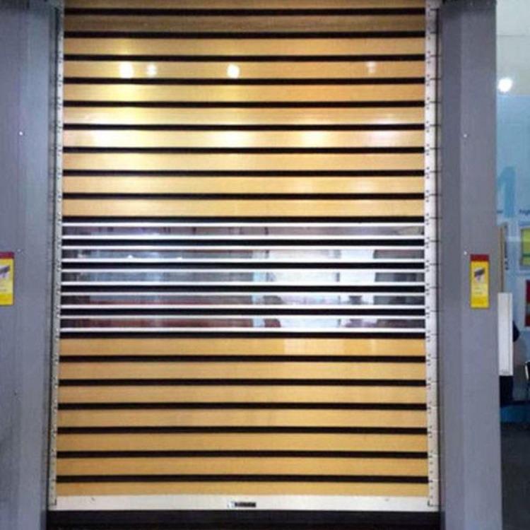 天津快速门厂家 涡轮硬质快速卷帘门 卷帘门批发 免费安装测量