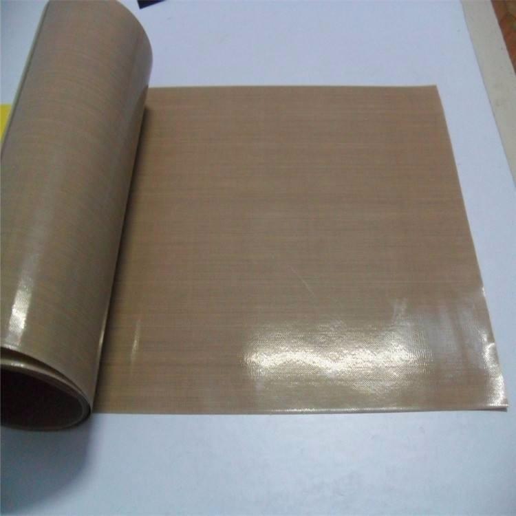 陕西西安侨尔瑞生产 高温布 做烤盘片 玻璃纤维加特氟龙涂层 阻燃防火 厂家生产