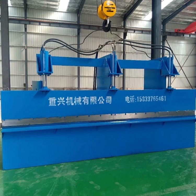 四米折弯机   折弯机   剪板机生产厂家  四米折弯机折铁板3mm