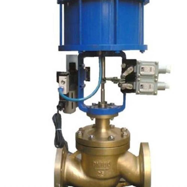 三科阀门厂家供应ZSPC氧气切断阀、气动氧气切断阀、氧气切断阀