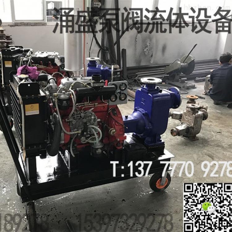 柴油机组水泵  柴油机泵 应急供水水泵 柴油机水泵厂家