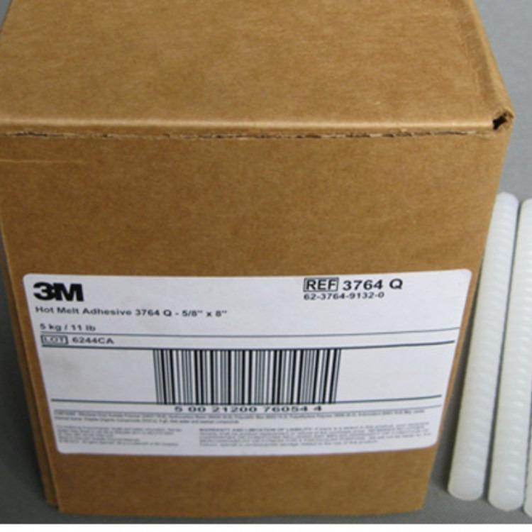 3M3748Q灰白色5KG/箱热熔胶条线圈的固定