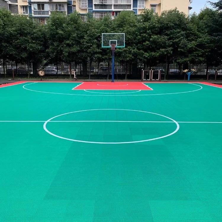 济南永鸿篮球场地面  篮球场价格  环保无毒硅PU篮球场  篮球场生产厂家