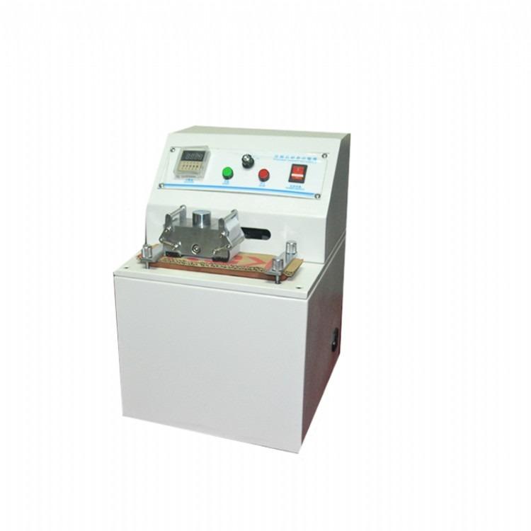 印刷标签油墨脱色试验机 油墨耐磨测试设备