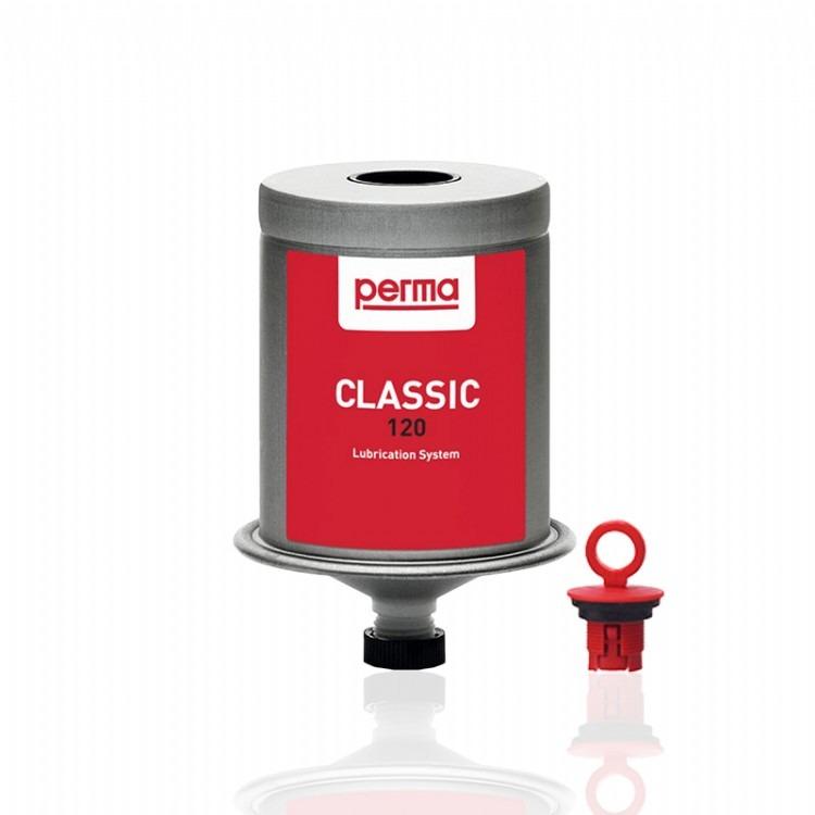 德国PERMA工业润滑脂进去自动注油器CLASSIC SF02极压润滑脂油杯