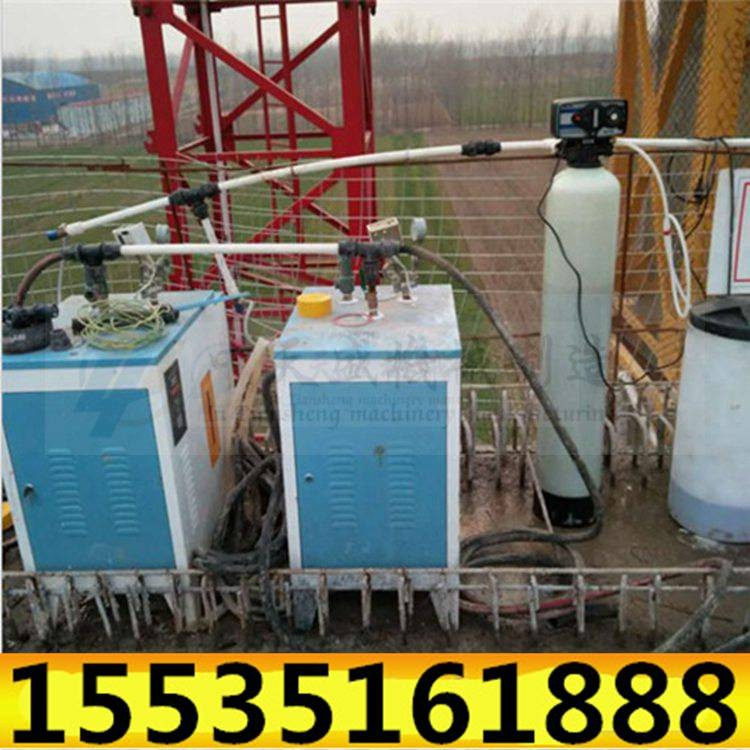 江苏苏州 中天盛桥梁蒸汽养护器 48KW桥梁养护器价格