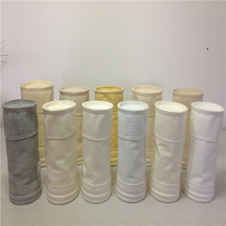 耀明厂家定制 工业除尘布袋滤袋 氟美斯PPS锅炉专用 耐高温除尘布袋滤袋
