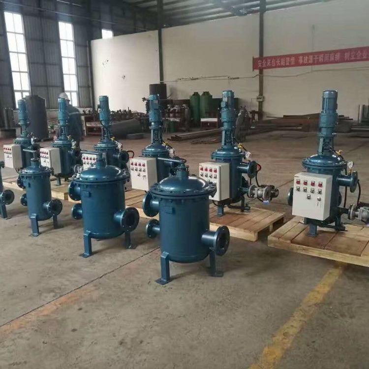 水泥厂专用工业滤水器 造远生产工业滤水器 工业滤水器生产厂家