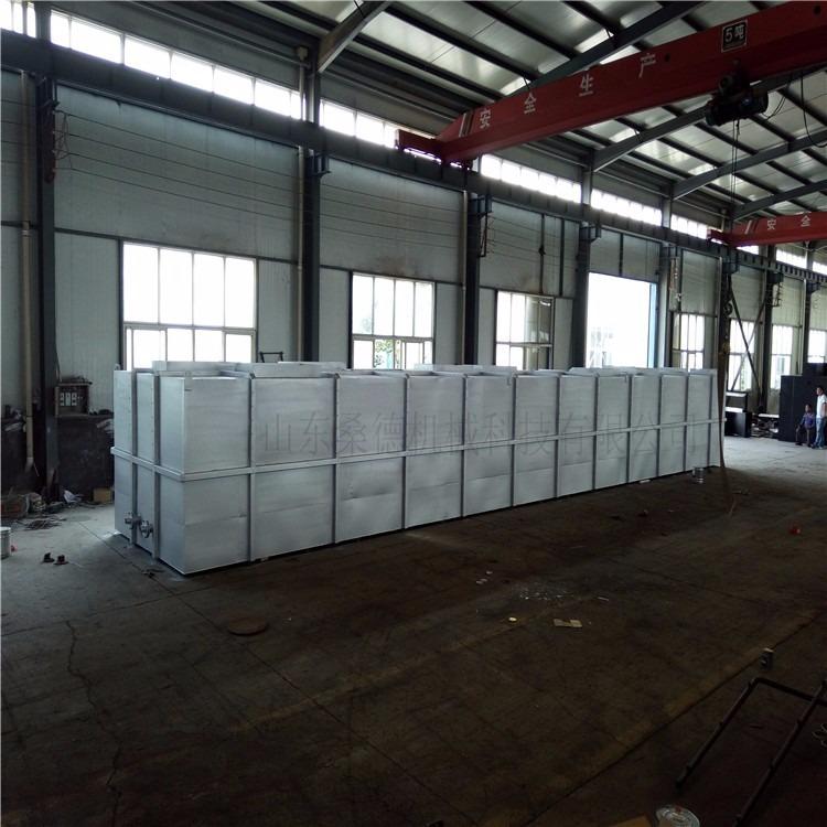广西柳州污水处理成套设备 小型污水处理设备 地埋式污水处理设备