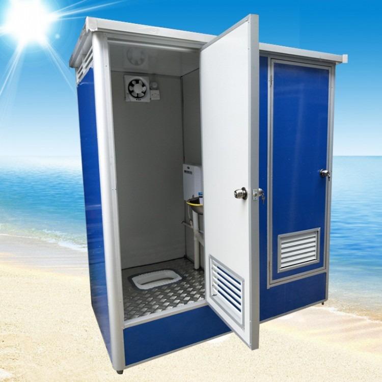 济宁  移动厕所户外卫生间移动洗手间淋浴房工地环保公厕