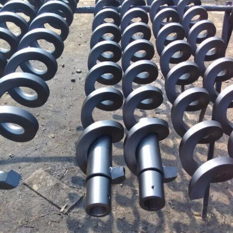 螺旋排屑机   排屑机专用螺旋杠厂家直销