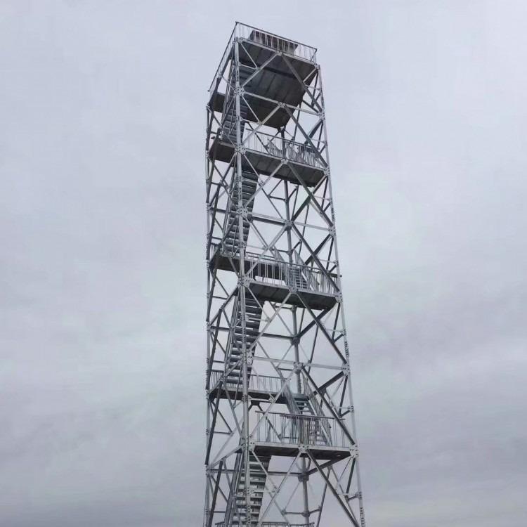 变电站Gh-35米独立避雷针,30米GH环形钢管杆独立避雷针,40米GFL1-20钢结构避雷针塔