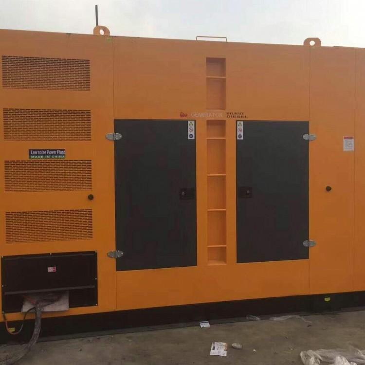 湖北襄樊300千瓦进口发电机出租型号齐全专业服务康明斯发电机组