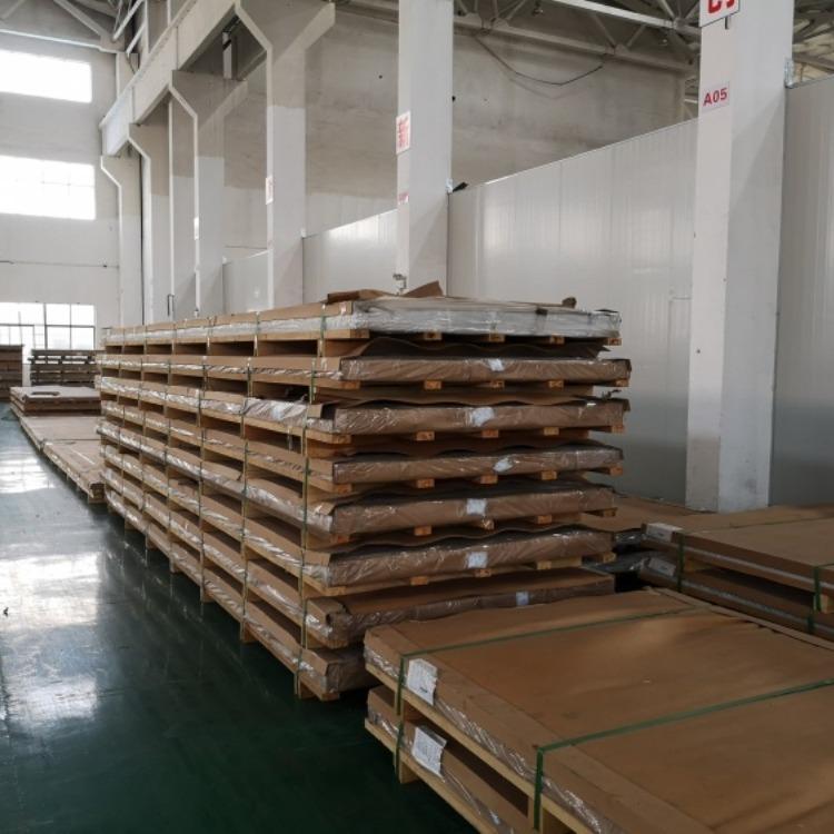 防腐蚀5052-h112铝板供应商  美国凯撒5052铝板批发零切