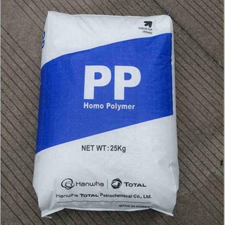 供应耐热聚丙 道达尔 HJ730L 食品级注塑均聚PP 半透明PP